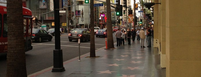 Hollywood Walk of Fame is one of Go Ahead, Be A Tourist.
