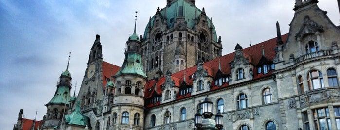 Neues Rathaus is one of Deutschland | Sehenswürdigkeiten & mehr.