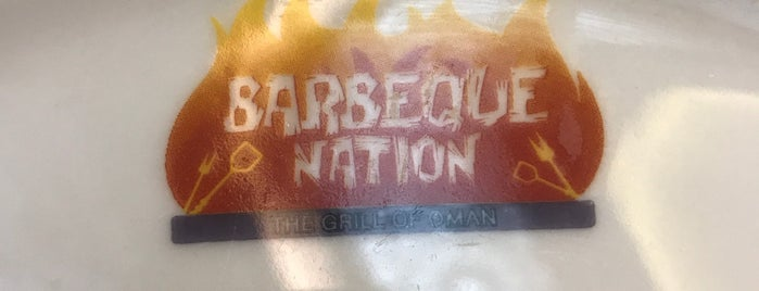 Barbeque Nation restaurant is one of Posti che sono piaciuti a Talal.