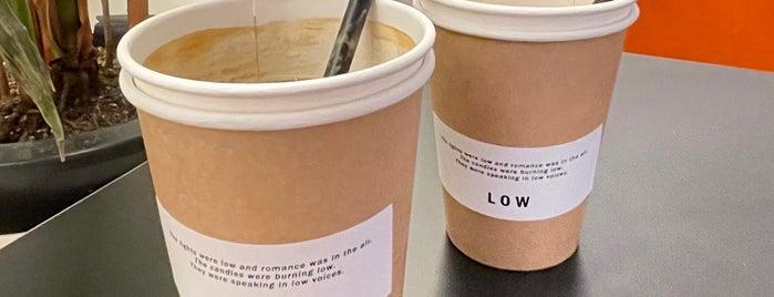 로우커피 is one of Seoul coffee 2019.