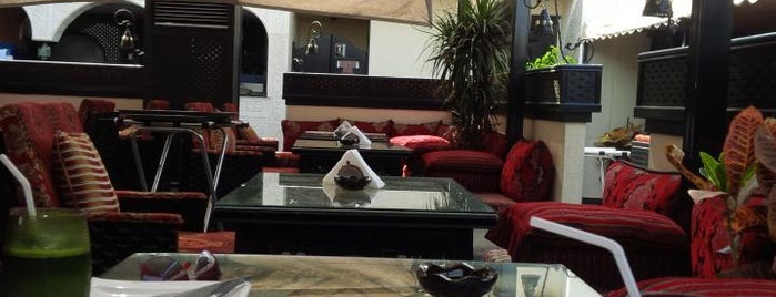 Nosh Lounge is one of Jeddah, The Bride Of The Red Sea.