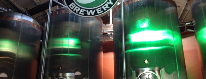 Brooklyn Brewery is one of Breweries.