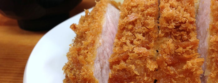 Tonkatsu Yamabe is one of Want to go.