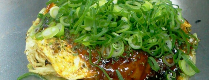 Hiroshima Okonomiyaki Carp is one of Japan.