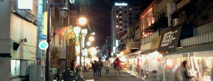 Hoppy Street is one of Tokyo.