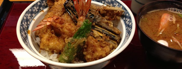 Tensuzu is one of 天丼食べたい (東京都内).