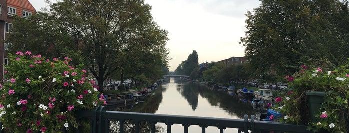 Maasbrug (Brug 403) is one of Amsterdam.