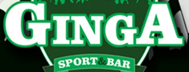 Ginga Sport Bar is one of Lieux qui ont plu à Andréia.