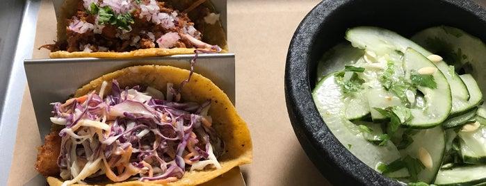 Los Tacos De Lola is one of Orte, die Maru gefallen.