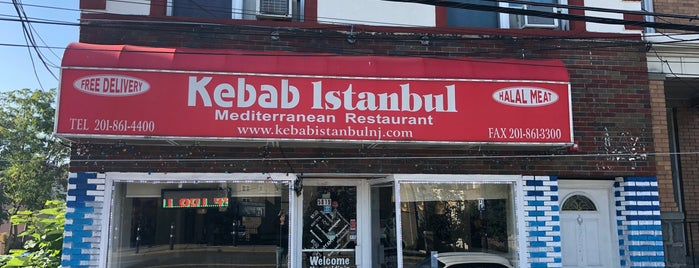 Kebab Istanbul is one of Jersey Apt.
