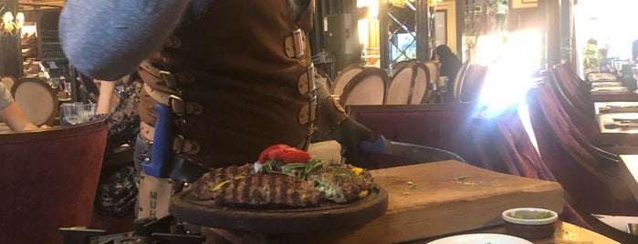 Prive Steak Gallery is one of To do Baku.