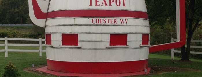 World's Largest Teapot is one of ?.