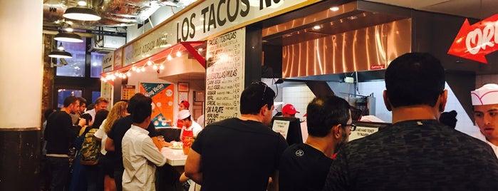 Los Tacos No. 1 is one of Locais curtidos por Sandra.