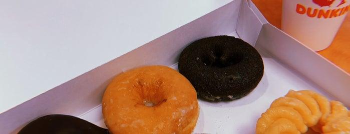 Dunkin Donuts is one of Posti salvati di Pete.