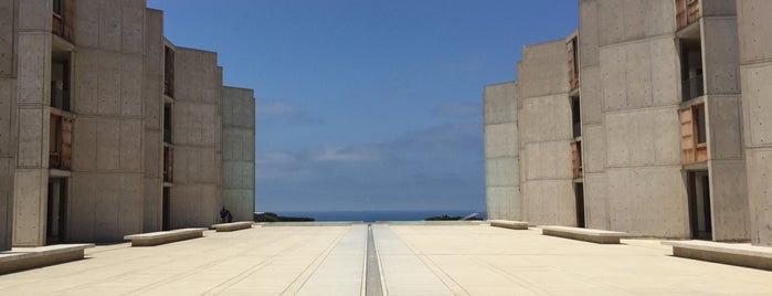 Salk Institute at UC San Diego is one of San Diego.