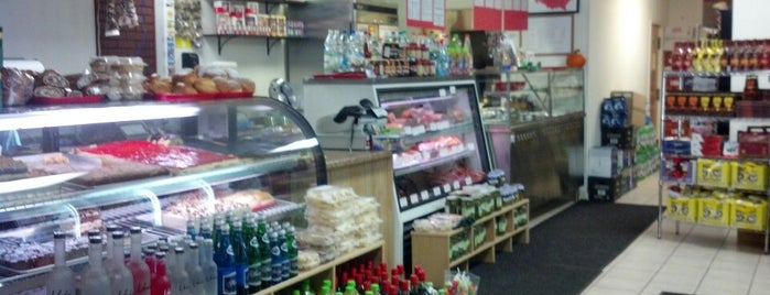 Halinka's Polish Deli is one of INSAHD! Been There, Done That (NJ).