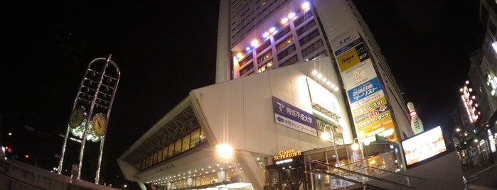 サイバック 中野サンプラザ店 is one of 電源.