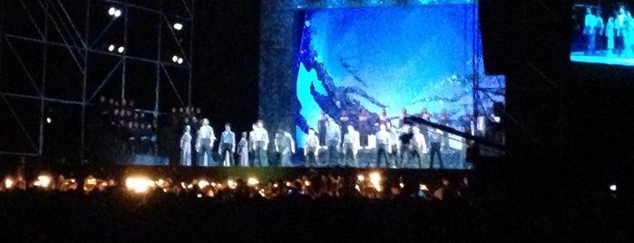 Parque Araucano - La Traviata is one of Espacios para eventos.