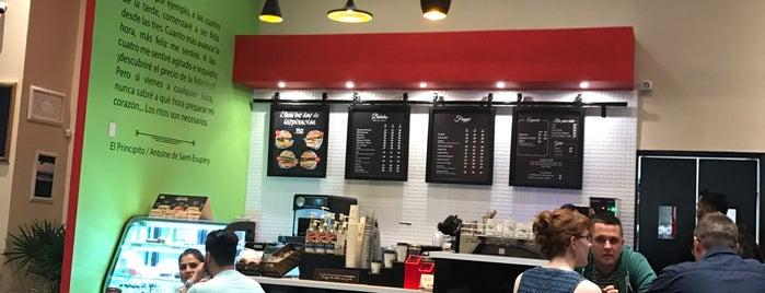 La Borra del Café is one of สถานที่ที่ Adan ถูกใจ.