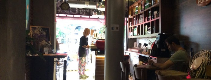 Swedish Coffee Point is one of Beyoglu.