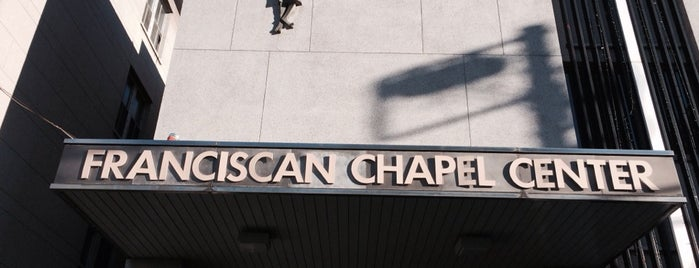 Franciscan Chapel Center is one of Catholic Churches.