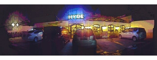HYDE is one of CAFE.