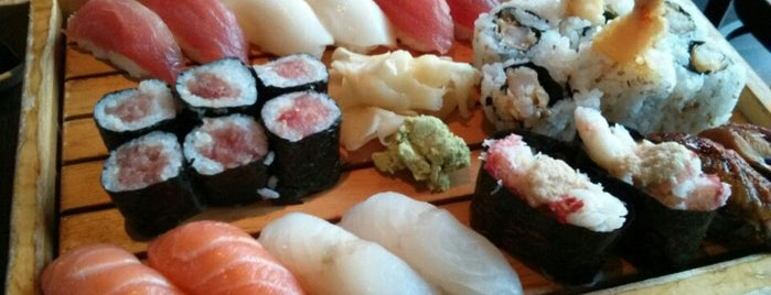 Taro Sushi is one of Sweet Date Spots.