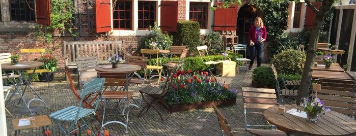 De Koffieschenkerij is one of Amsterdam.