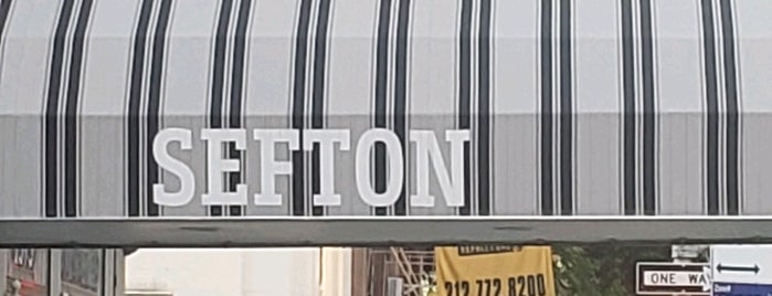 Sefton is one of UES.