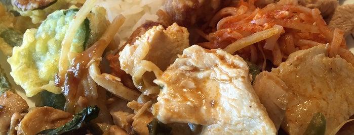 Thai Kitchen is one of Lieux sauvegardés par Kouros.