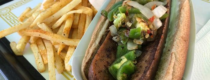 Orean Total Vegetarian is one of LA.