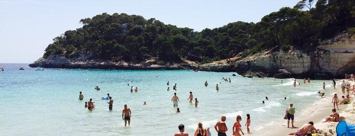 Cala Mitjana is one of Menorca To Do.
