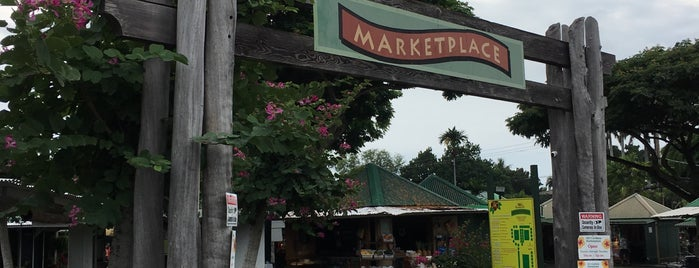 Alii Garden Market Place is one of Hawai'i.