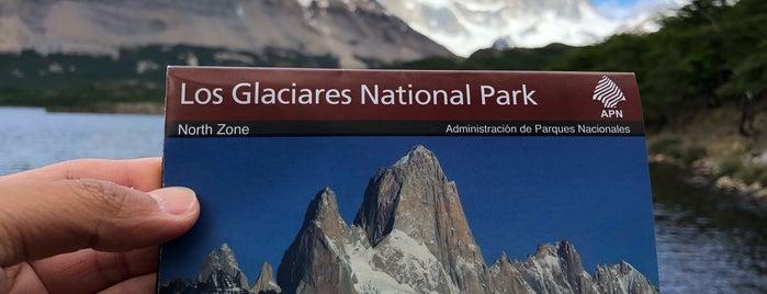 Parque Nacional Los Glaciares is one of Argentina 🇦🇷.