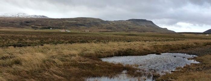 Snæfellsnes is one of ISL Reykjavik.