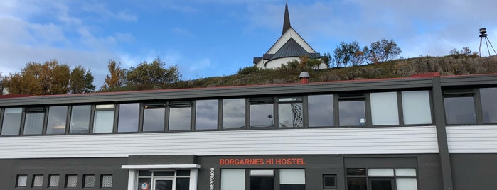 HI Iceland Borgarnes Hostel is one of HI Iceland - Hostels around Iceland.