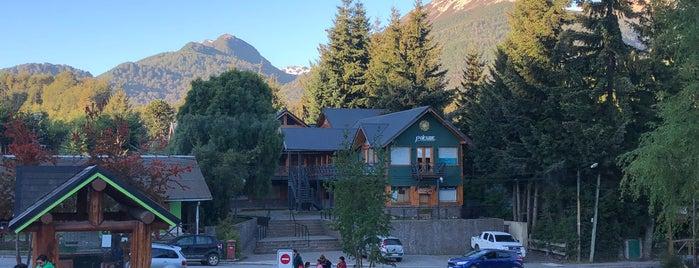 Terminal de Ómnibus de Villa La Angostura is one of Bariloche Travel Trip.