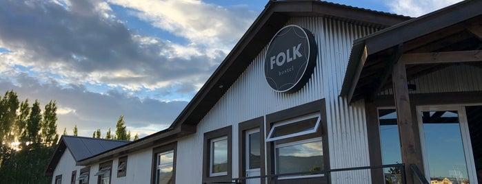 FOLK Hostel is one of Orte, die Ubik gefallen.