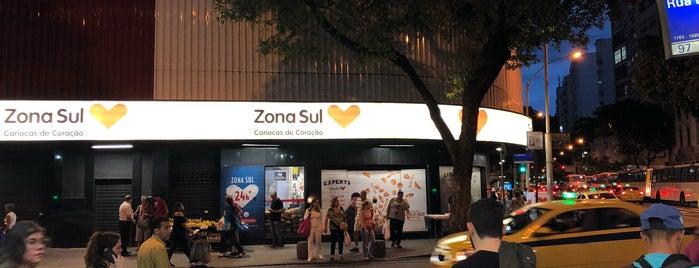 Supermercado Zona Sul is one of Supermercados.
