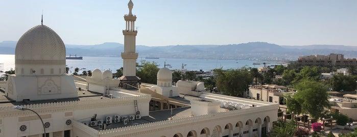 مسجد الشريف الحسين بن علي is one of Leen'in Beğendiği Mekanlar.