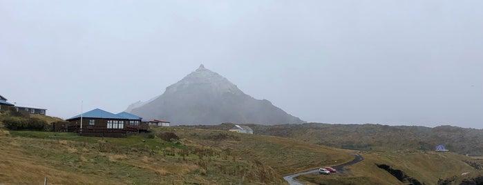 Hellnar is one of Orte, die Алла gefallen.