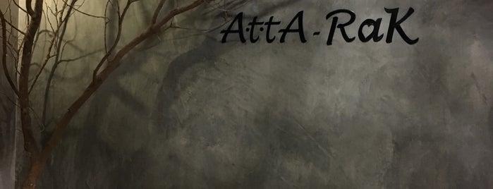 AttA-Rak is one of Locais curtidos por Dicle.