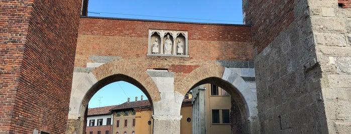 Pusterla di Sant'Ambrogio is one of Around The World: Europe 1.