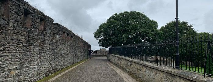The Walls is one of Tempat yang Disukai Carl.