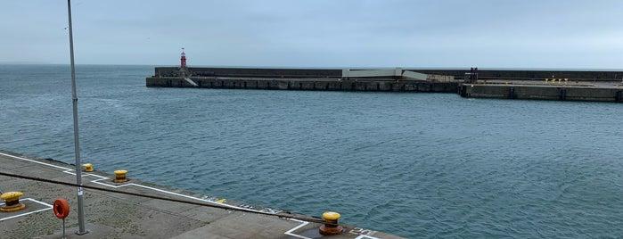 Rosslare Harbour is one of Carl : понравившиеся места.
