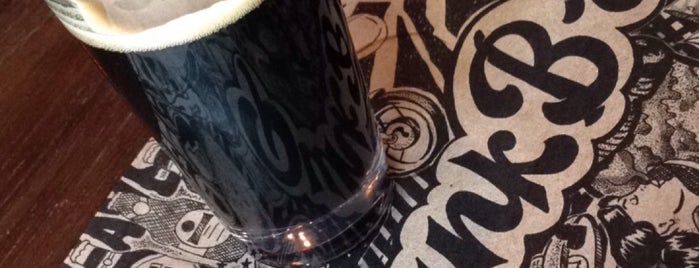 Punk Brew is one of Lieux qui ont plu à Antonio.