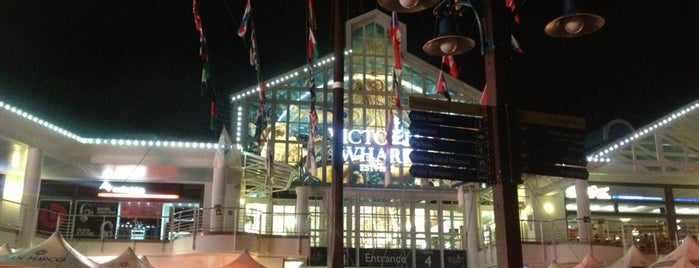 V&A Waterfront is one of South Africa.