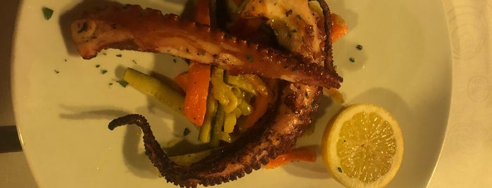 Orsan Restaurant is one of European vacation.