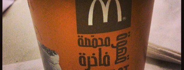 McDonald's is one of สถานที่ที่ Bandder ถูกใจ.