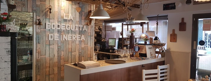 La Bodeguita de Nerea is one of Valencia - restaurants & tapas bars.